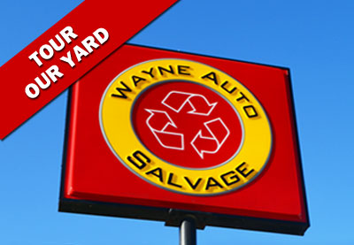 Learn more about our auto salvage yard in NC