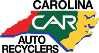 Member of Carolina Auto Recycler's Association